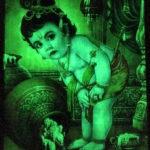 Lord Krishna Glow Canvas Painting Hyderabad Telangana INDIA